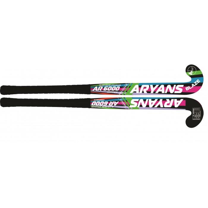 field hockey stick curve guide
